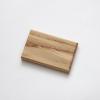 Woodlink eiken houten portemonnee vegan pasjeshouder
