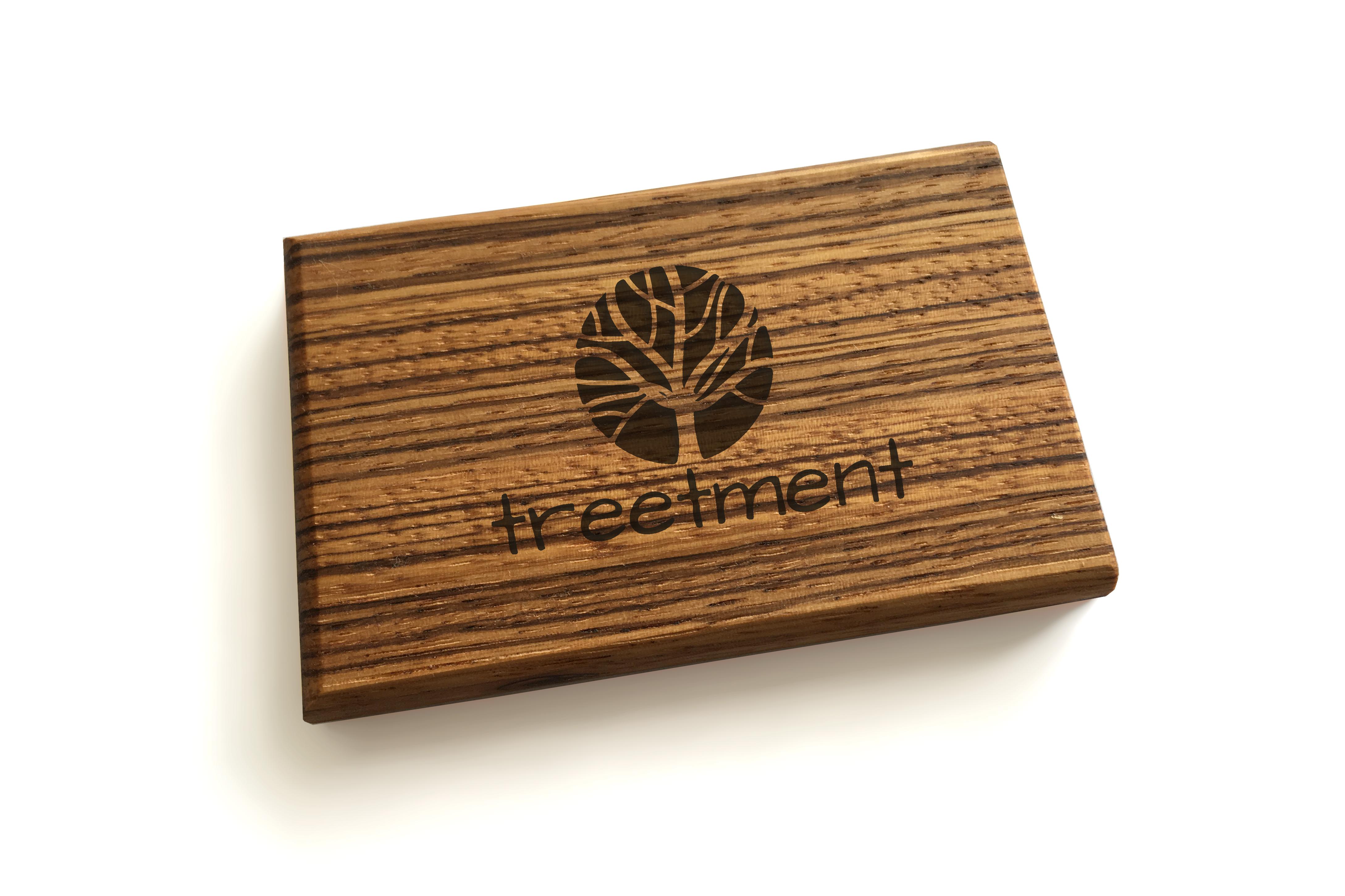 woodlink visitekaartjeshouder portemonnee cardholder hout wood gift cadeau mannen