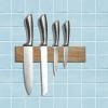 houten messenplank magneet wooden magnetic knife board eiken producten van duurzaam hout milieuvriendelijke artikelen