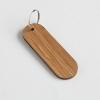 woodlink sleutelhanger duurzaam hout eiken