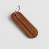woodlink sleutelhanger duurzaam hout zebrano